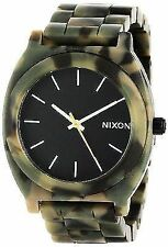 Nixon A3271428 Unisex Quartz Watch With Plastic Strap