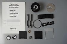 Rolleiflex TLR spare parts 2.8GX / FX, focus knob, nameplate,s-apogon plate, etc