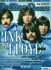 Rolling Stone 2008/11 (Mit CD) Pink Floyd