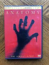 Anatomy (Special Edition) Dvd) horror Franka Potente (Run, Lola Run)