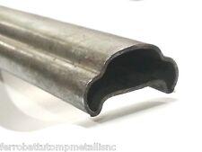 barra in ferro profilo corrimano per scala sp.1,5 mm.L.3 metri passamano scale