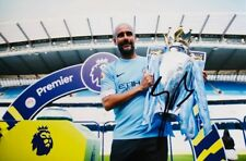 """SALE -  Pep Guardiola - Manchester City 12x8"""" Signed Photo With CoA"""
