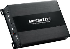 Ground Zero Iridium GZIA 2235HPX-II 2 Channel Amplifier 540W RMS Amp