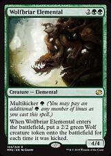 *MRM* ENG Élémental de bruyère au loup (Wolfbriar Elemental) MTG MM2