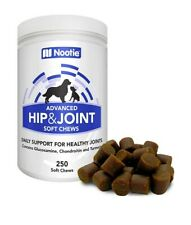 New listing Glucosamine Chondroitin for Dogs - 250 Training Size Dog Treats - Daily Chewable