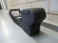 VW SHARAN / SEAT ALHAMBRA 7N 2011-2019 BLACK LEATHER ARMREST CENTRE CONSOLE