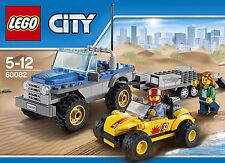 Lego City 60082 Strandbuggy mit Allrad-Geländetransporter   by Brand Toys