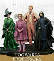 Hogwarts Professors: Harry Potter Miniatures Adventure Game Expansion - New