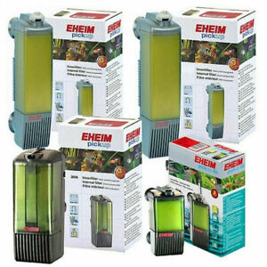 Eheim Pickup Internal Aquarium Filter Power Filtration Mini 45 60 160 200L