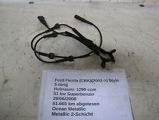 Ford Fiesta V Bj. 2008 JH1 1,3 70 PS ABS Sensor kabel links oder rechts