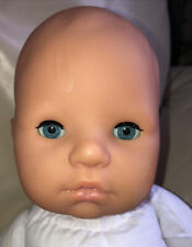 Max Zapf Creation 17� Baby Doll 1998 Vinyl With Cloth Body Weighted
