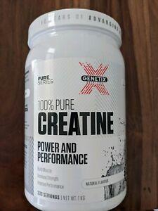 Creatine 100% Pure Genetix