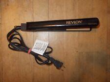 "Revlon Model RVST2046 Straightener 1"" Flat Iron"