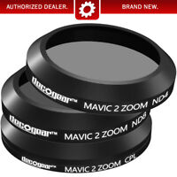 Mavic 2 Zoom Filter Kit (CPL+ND4+ND8) 3-Piece DJI Deco Gear
