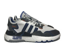 Adidas Originals Nite Jogger STAR WARS R2D2 White Blue Kids Youth Size 6