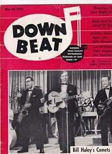 Down Beat Mag Bill Haley's Comets Pete Jolly Joe Williams May 30 1956 101219nonr