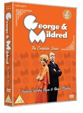 GEORGE AND MILDRED the complete series 1 - 5 box set. 6 discs. New & sealed DVD.