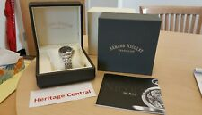Armand Nicolet A9428A-AN-M9430 Automatic Chronograph Watch NEW! TAGS!! L@@k!!!