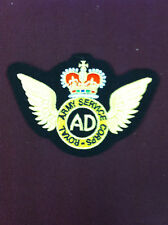 New Royal Army Service Corps badge