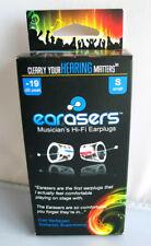 EARasers Musician's HiFi Earplugs Small