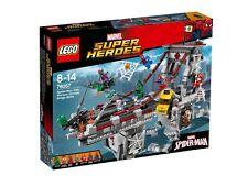 LEGO MARVEL SUPER HEROES SPIDERMAN WEB WARRIORS ULTIMATE BRIDGE BATTLE LEG76057