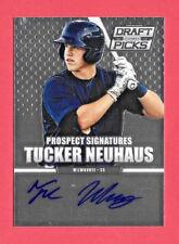 2013 Tucker Neuhaus Panini Prizm Draft Picks Rookie Auto - Milwaukee Brewers