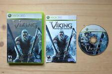 Xb360-Viking: Battle FOR ASGARD - (scatola originale, con istruzioni)