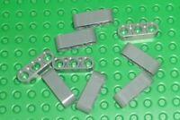 LEGO - TECHNIC - Liftarm 1 x 3 Thick, DARK BLUISH GREY x 9 (32523) ZY283