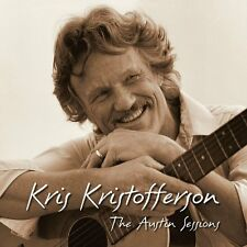 KRIS KRISTOFFERSON - THE AUSTIN SESSIONS - NEW CD COMPILATION