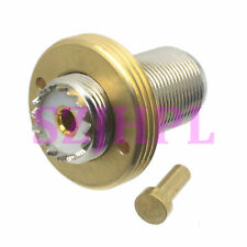 NMO Mount connector to N Female adapter for UHF/VHF Antenna Commercial Ham Radio