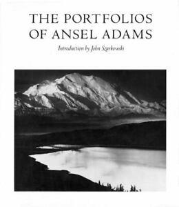 The Portfolios of Ansel Adams by Ansel Adams