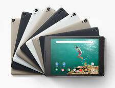 NEW Google Nexus 9 Android Tablet HTC 8.9-Inch - 32GB - BLACK or WHITE - 4G LTE