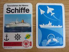 Los buques cuarteto especialistas de los mares AAS 3287/9