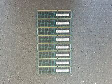 64GB [8X8GB] HYNIX 2RX4 HMT31GR7CFR4A DDR3 PC3L-12800R Server Low Voltage RDIMM