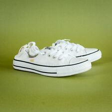 Converse All Star White Low Sneakers Trainers Women's UK 5 EUR 37.5 US 7