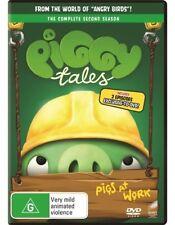 Piggy Tales : Season 2 (DVD, 2016)