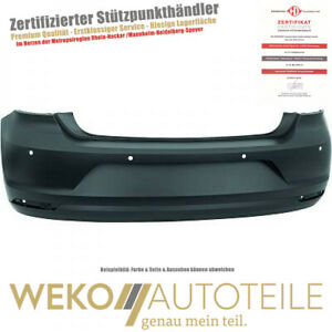 Stoßstange hinten  für VW Polo 2207058 Diederichs
