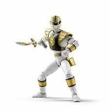 White Ranger Lightning Collection Power Rangers Action Figure New in Store!