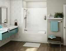 MAAX 60  x 32 79 Allia TS 6032 TWO PIECE ACRYLIC TUB SHOWER UNIT 107001 S Rectangular Recessed Bathtubs eBay