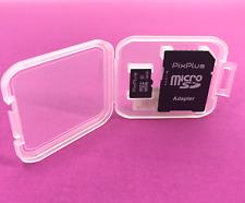 PixPlus 16GB microSDHC Class 10 Memory Card with Adapter #5150