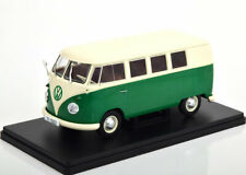 1:24 Fabbri Editori VW T1 bus 1960 green/white