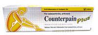 New Counterpain Plus Analgesic Pain Relief  Arthritis Relieves Pain 50 ml