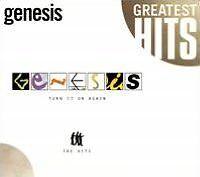 GENESIS - TURN IT ON AGAIN: THE HITS (RPKG) (CD) Sealed
