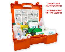 FARMA 4 di ONFARMA - Cassetta medica primo pronto soccorso + 3 dipendenti DM 388