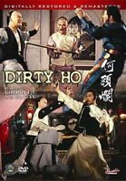 DIRTY HO ----- Hong Kong RARE Kung Fu Martial Arts Action movie - NEW DVD