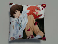 Bungou Stray Dogs Chuuya Anime Manga two sides Pillow Cushion Case Cover 871 A