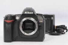Nikon D70s 6.1MP Digital SLR Camera Body                                    #943