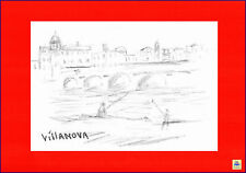 """""""I pescatori""""- Un'Opera per tutti - del Maestro Impressionista Aurelio Villanova"""