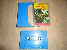 Pink Floyd Obscured by clouds Rare French K7 cassette tape C-244-05054 1972