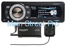 Aquatic AV AQ-MP-5UBT-HS Harley Davidson Replacement Radio With SiriusXM Tuner